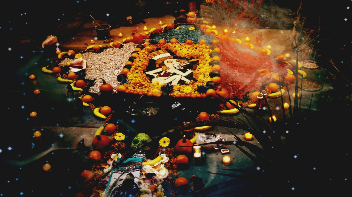 The Dead and their Cosmic Altar